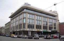 Единый визовый центр Финляндии в Санкт-Петербурге находится на 3-ем этаже  торгового центра Олимпик Плаза на Марата